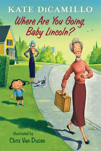 Picture of Where Are You Going Baby Lincoln