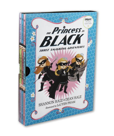 Picture of Princess In Black Boxset