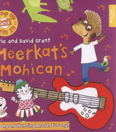 Picture of Jump Up & Join In Meerkats Mohican