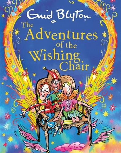 Picture of Adventures Of The Wishing Chair Deluxe Ed