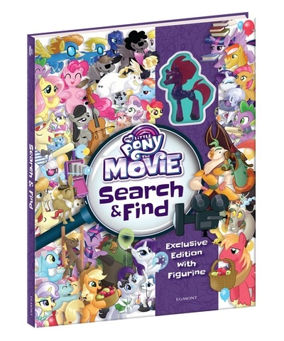 Picture of My Little Pony (Film Tie In) Search & Find