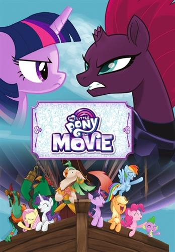 Picture of My Little Pony (Film Tie In) Story Book