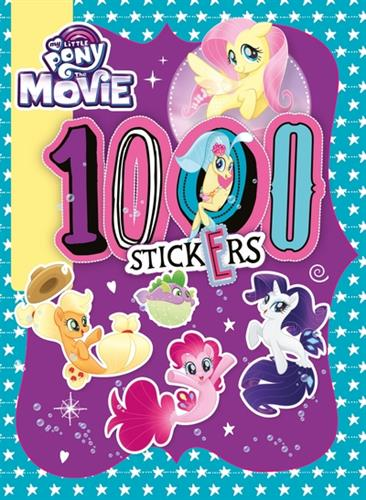 Picture of My Little Pony (Film Tie In) 1000 Stickers