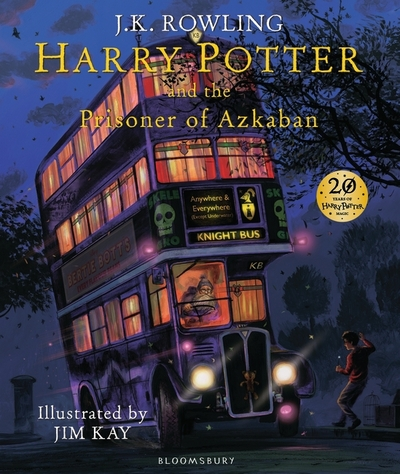 Picture of Harry Potter And The Prisoner Of Azkaban Illustrated Ed