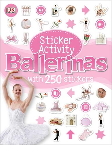 Picture of Sticker Activity Ballerinas