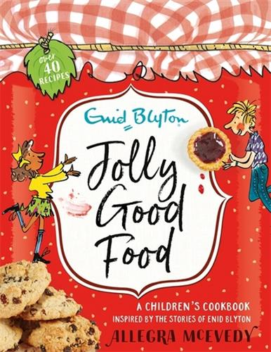 Picture of Enid Blyton Jolly Good Food