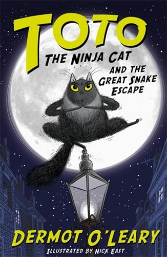 Picture of Toto The Ninja Cat And The Great Snake Escape