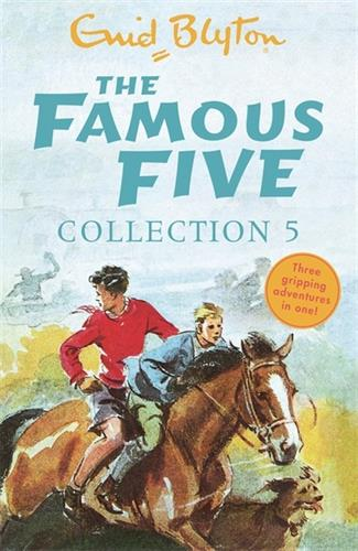 Picture of Famous Five Collection 5