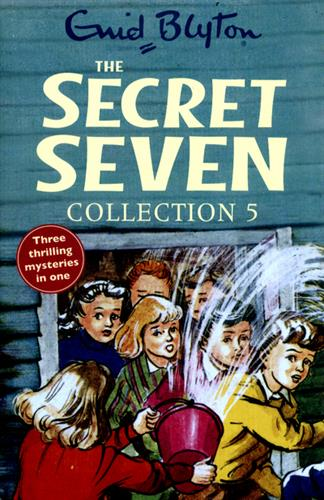 Picture of Secret Seven Collection 5