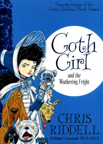 Picture of Goth Girl And The Wuthering Fright