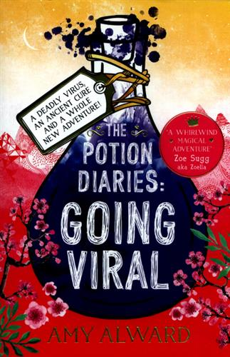 Picture of Potion Diaries Going Viral