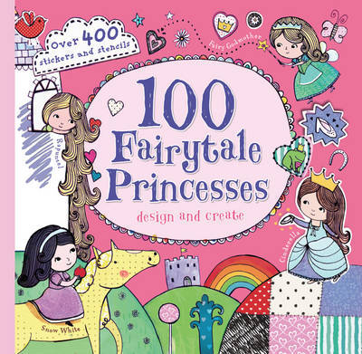 Picture of Spiral Bound 100 Fairytale Princesses
