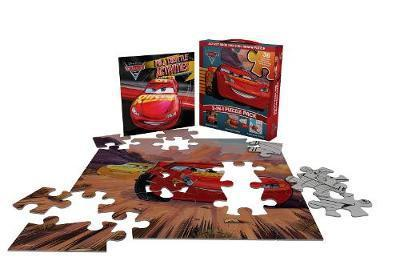 Picture of 2 In1 Jigsaw Story Disney Pixar Cars 3