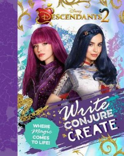 Picture of Disney Descendants 2 Write Conjure Create