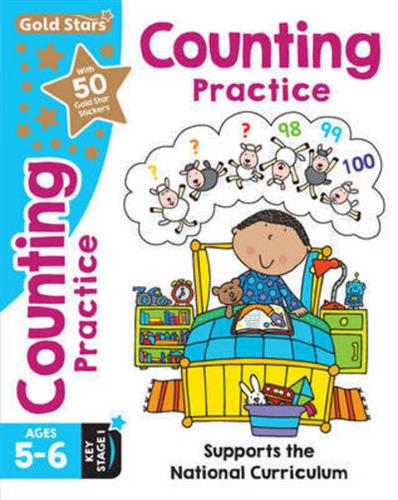Picture of Counting Practice  Ages 5-6