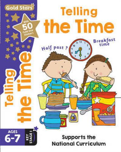Picture of Tell the Time Ages 6-7