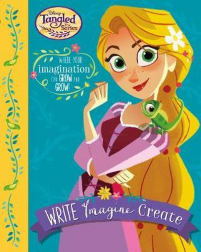 Picture of Write Imagine & Create Disney Tangled The Series