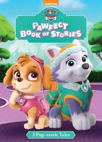 Picture of Padded Classic Nickelodeon Paw Patrolpawfect Book Of Stories