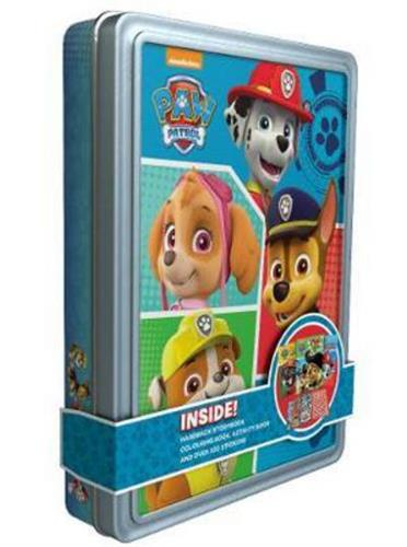 Picture of Happy Tin New Nickelodeon Paw Patrol