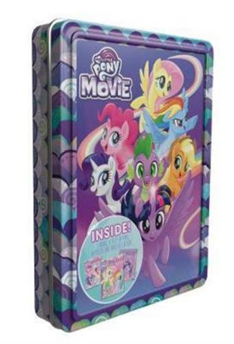 Picture of Happy Tin New My Little Pony The Movie