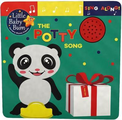 Picture of Little Baby Bum The Potty Song Sound Book