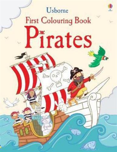 Picture of First Colouring Book Pirates