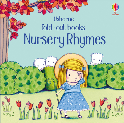 Picture of Nursery Rhymes Usborne Fold Out Books