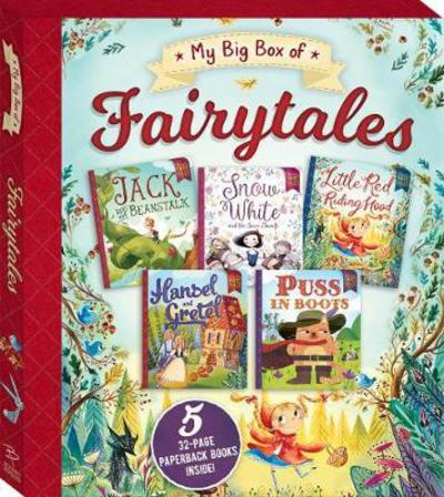 Picture of My Box Of Bonney Press Fairy Tales