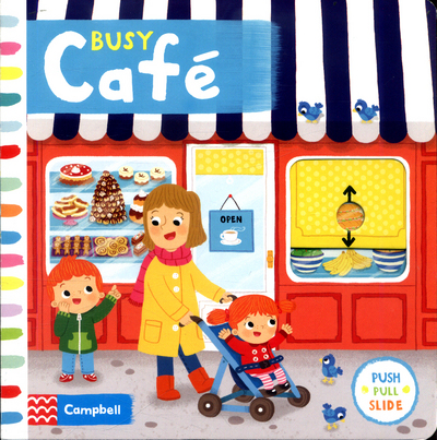 Picture of Busy Cafe Board Book