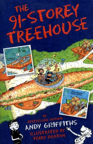 Picture of 91 Storey Treehouse