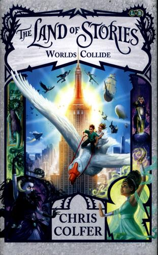 Picture of Land of Stories Book 6 Worlds Collide