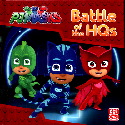 Picture of PJ Masks Battle Of The HQs