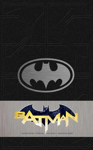 Picture of Batman Ruled Pocket Journal