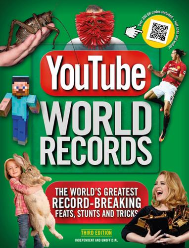 Picture of YouTube World Records