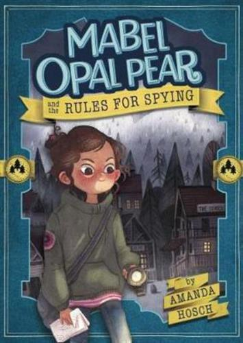 Picture of Mabel Opal Pear And The Rules For Spying