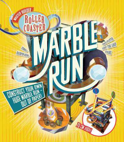 Picture of Master Builder Marble Roller Coaster