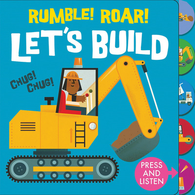 Picture of Lets Build Board Book