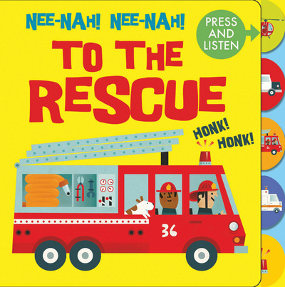 Picture of To The Rescue Board Book