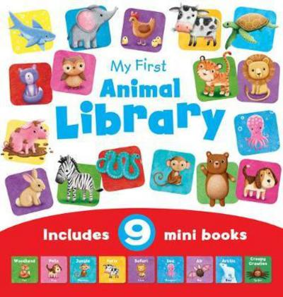 Picture of My First Animal Library