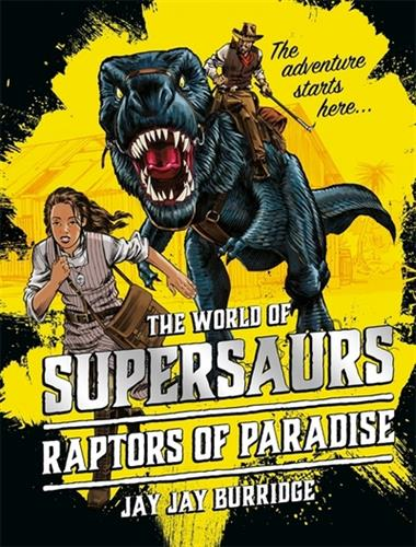 Picture of Supersaurs 1 Raptors Of Paradise