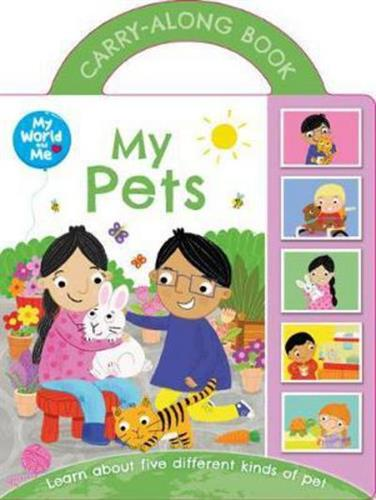Picture of My Pets Carry Along Book