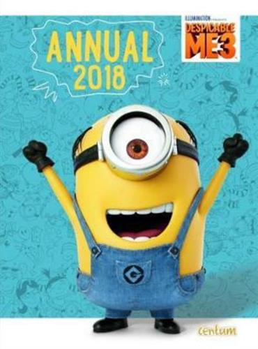 Picture of Despicable Me 3 Annual 2018