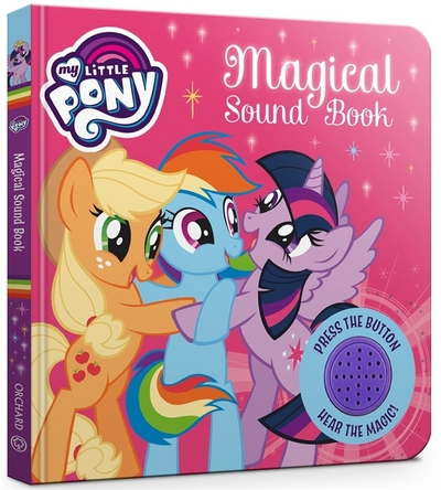 Picture of My Little Pony Magical Sound Book