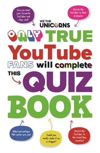 Picture of We The Unicorns Quiz Book
