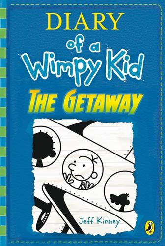 Picture of The Getaway - Diary Of A Wimpy Kid Book 12
