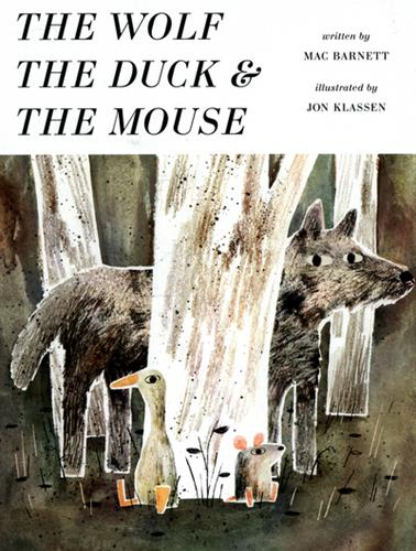 Picture of Wolf The Duck And The Mouse