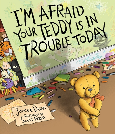 Picture of Im Afraid Your Teddy Is In Trouble Today
