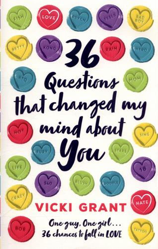 Picture of 36 Questions That Changed My Mind About You