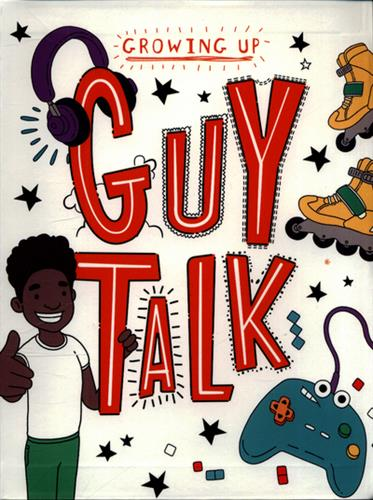 Picture of Growing Up Boy Talk