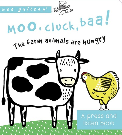 Picture of Moo Cluck Baa Board Book
